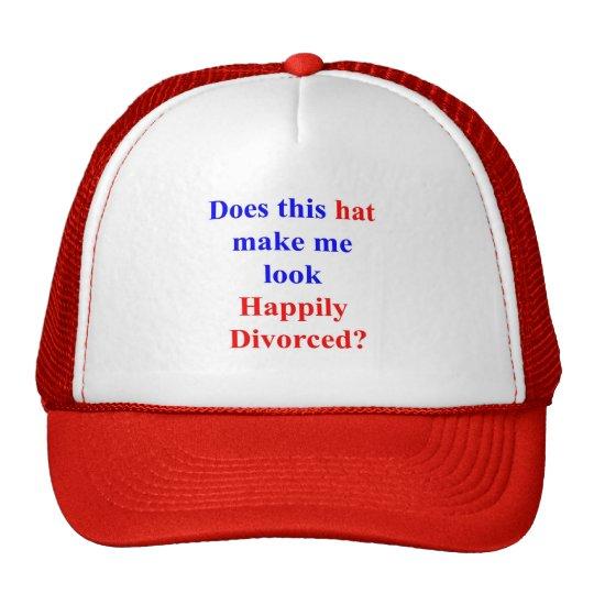 Happily Divorced Trucker Hat