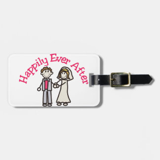 Happily Ever After Bag Tag