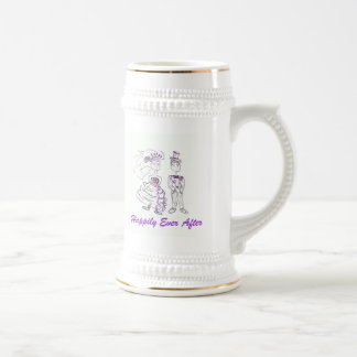 Happily Ever After Beer Stein