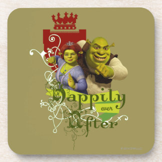 Happily Ever After Beverage Coaster
