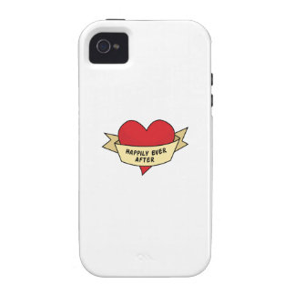 Happily Ever After Vibe iPhone 4 Case