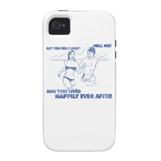 Happily Ever After Vibe iPhone 4 Covers