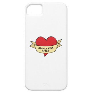 Happily Ever After iPhone 5 Cases
