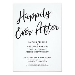 Post Wedding Party Invitations U0026 Announcements | Zazzle