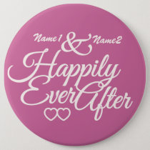 Happily Ever After custom button