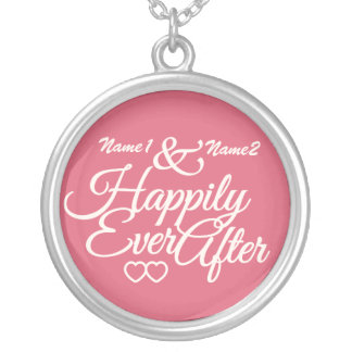 Happily Ever After custom necklace