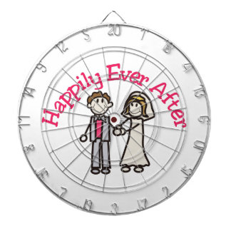 Happily Ever After Dartboards