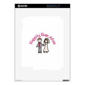 Happily Ever After Decal For The iPad 2