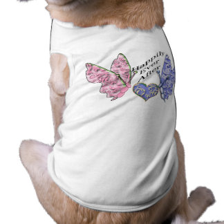 Happily Ever After Dog Tshirt