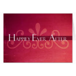 Happily Ever After Fairy Tale Princess Greeting Card