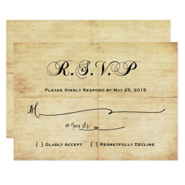 ericksondesigns Happily Ever After Fairytale RSVP Card
