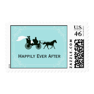 Happily Ever After Fairytale Stamps