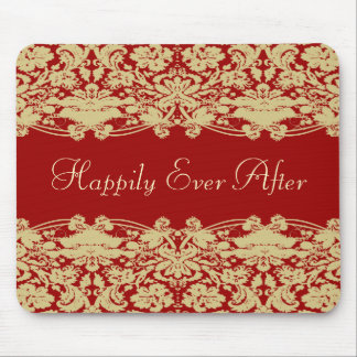 Happily Ever After MousePad-Personalizable Text