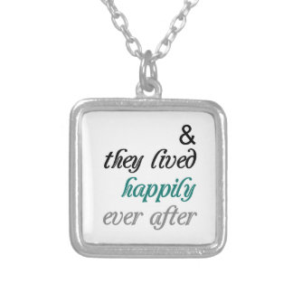 Happily Ever After Necklace