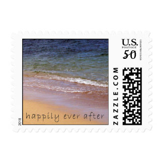 happily ever after postage