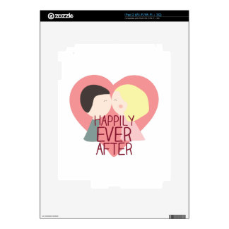 Happily Ever After Decals For The iPad 2