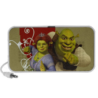 Happily Ever After iPhone Speakers