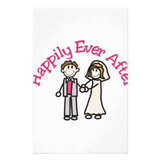 Happily Ever After Stationery