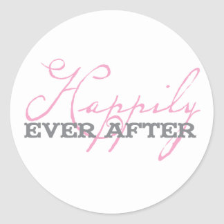 Happily Ever After Sticker