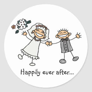 Happily Ever After Stickers