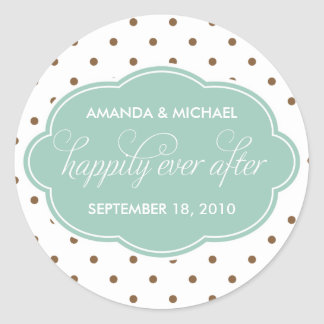 Happily Ever After - Sweet Spots Sticker