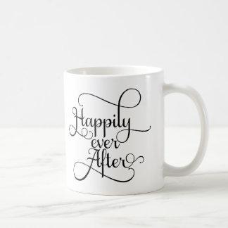 Happily Ever After, Wedding or Fairytale Coffee Mug