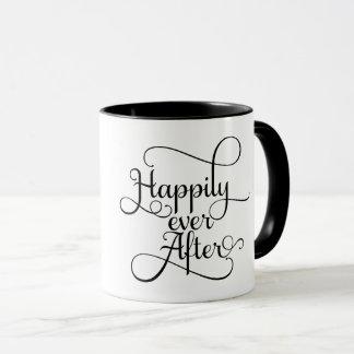Happily Ever After, Wedding or Fairytale Mug