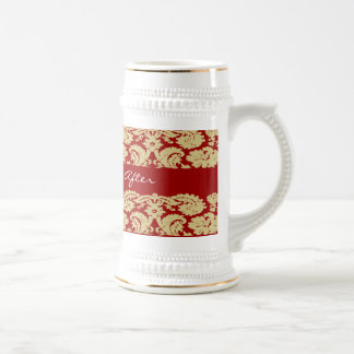 Happily Ever After Wedding Stein-Personalizable  Beer Stein
