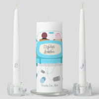 Happily Ever After Wedding Unity Candles