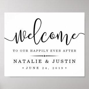 Wedding Signs | Zazzle