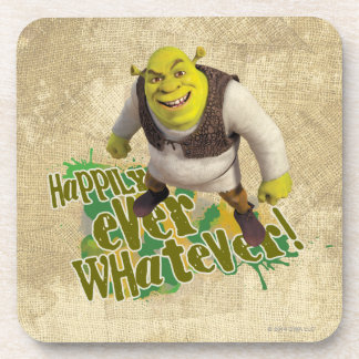 Happily Ever Whatever! Coaster