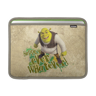 Happily Ever Whatever! MacBook Sleeve