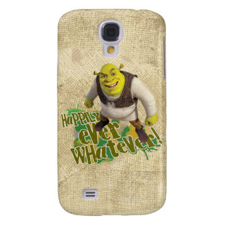 Happily Ever Whatever! Samsung Galaxy S4 Cover