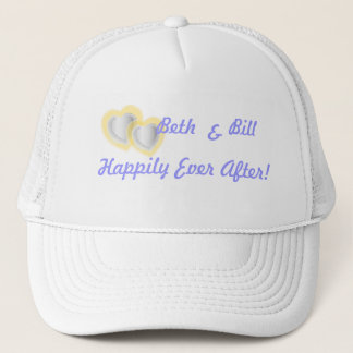 Happily Everafter!, Cap-Customize Trucker Hat