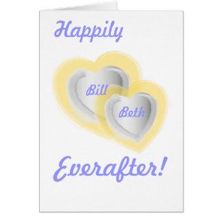 Happily, Everafter! Invitation - Custo