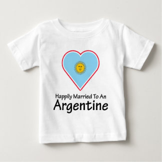Happily Married Argentine T-shirt