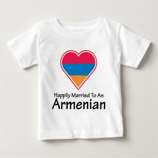 Happily Married Armenian T Shirt