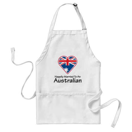 Happily Married Australian Adult Apron