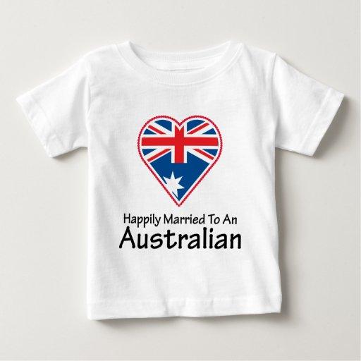 Happily Married Australian Tshirts