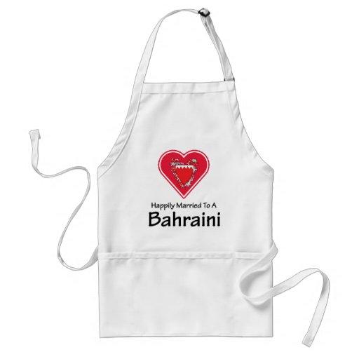 Happily Married Bahraini Adult Apron