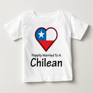Happily Married Chilean Shirt