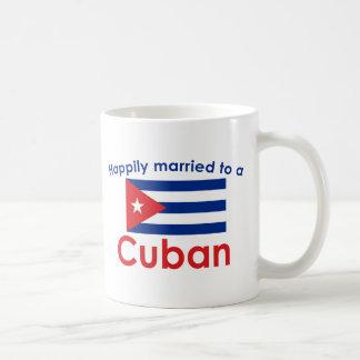 Happily Married Cuban Coffee Mug