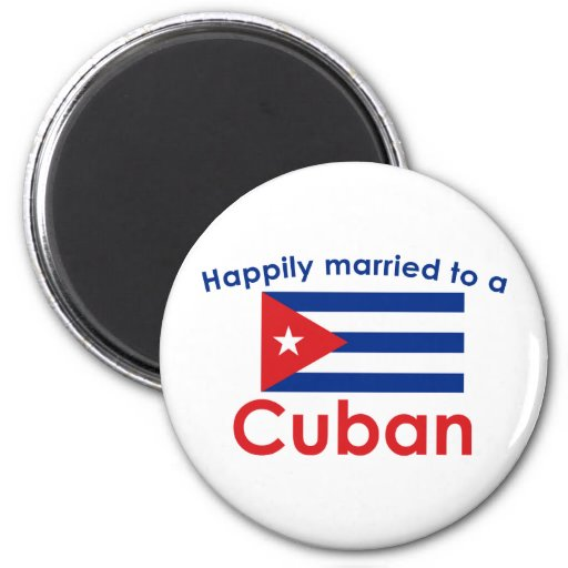 Happily Married Cuban Magnets