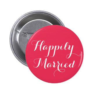Happily Married custom button
