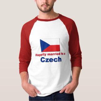 Happily Married Czech T-Shirt