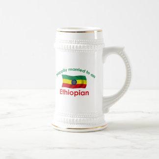 Happily Married Ethiopian Coffee Mugs