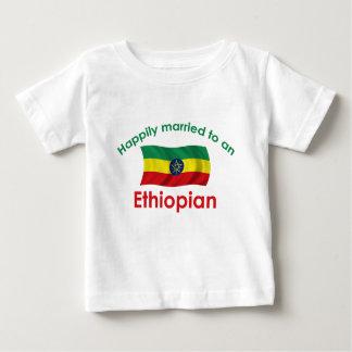 Happily Married Ethiopian Tee Shirt