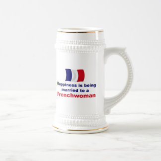Happily Married Frenchwoman Mug