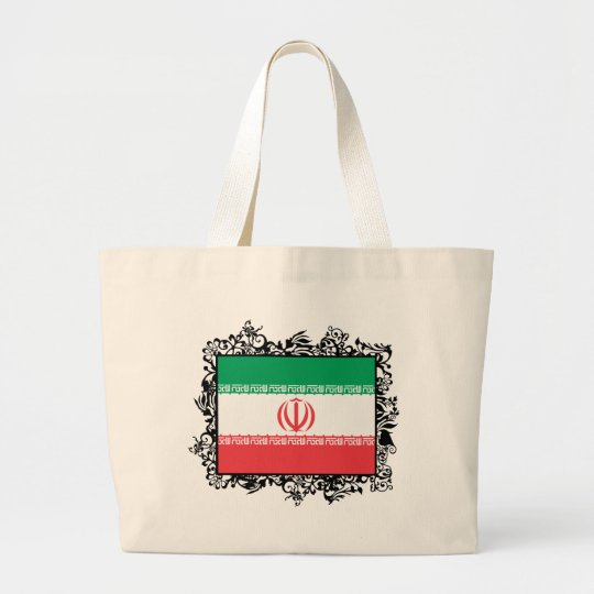 Happily Married Iranian Large Tote Bag