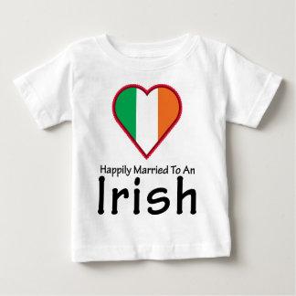 Happily Married Irish Shirt